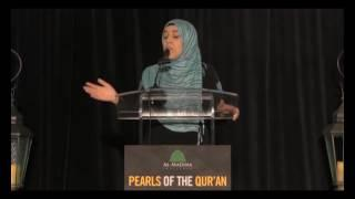 Struggling with materialism Yasmin Mogahed Voice of Islam 18 February 2017 show