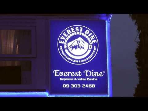 Parnell Based Everest Dine Restaurant Launch